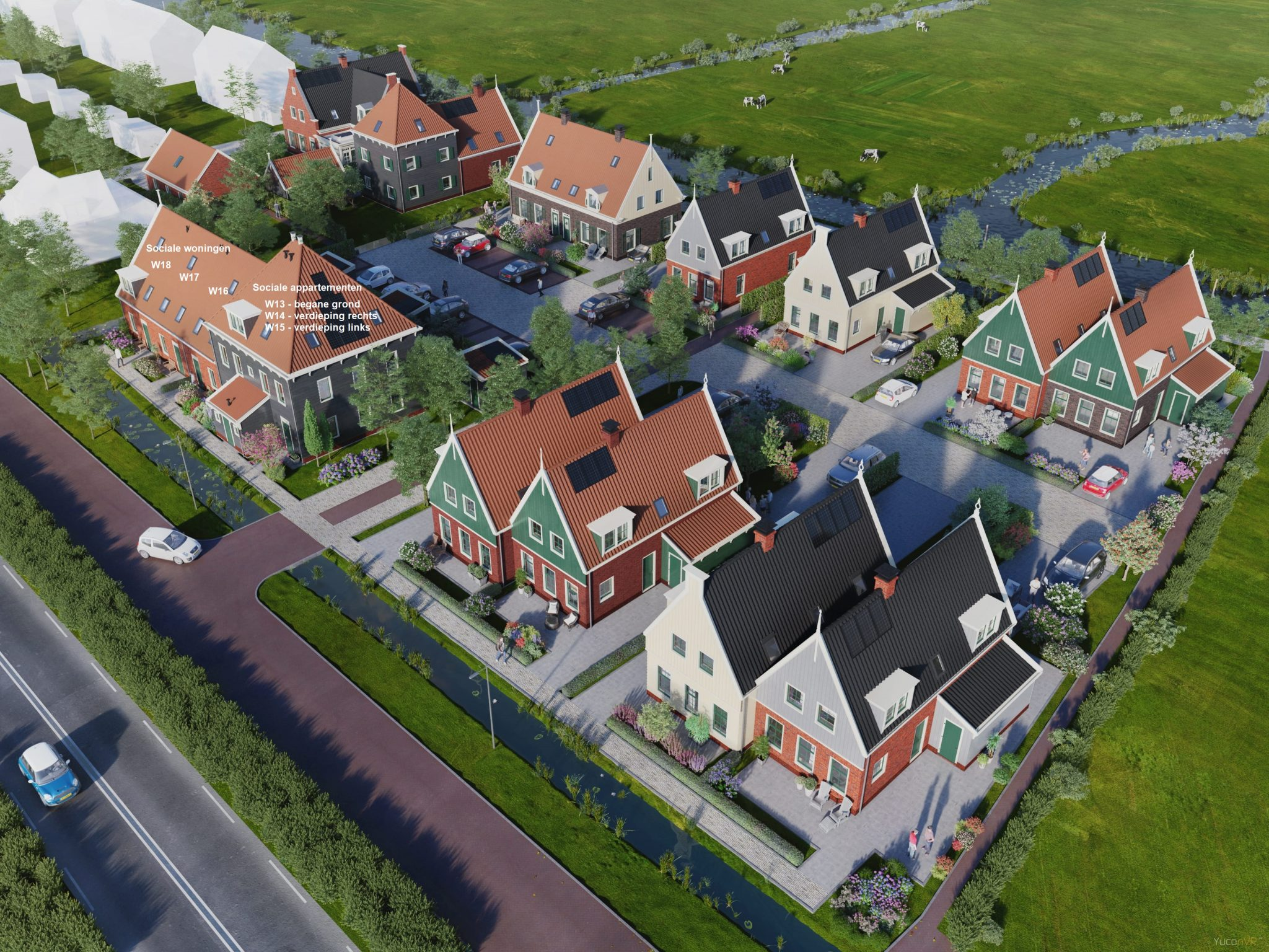 Overzicht sociale woningen en appartementen  scaled